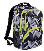 """624604ED Ортопедический подростковый рюкзак для девочки или мальчика """"Edge"""" 46,5*30*17 см TM Milan"""