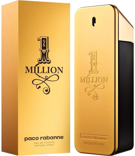 "Твердый парфюм ""Paco Rabanne 1 Million"""