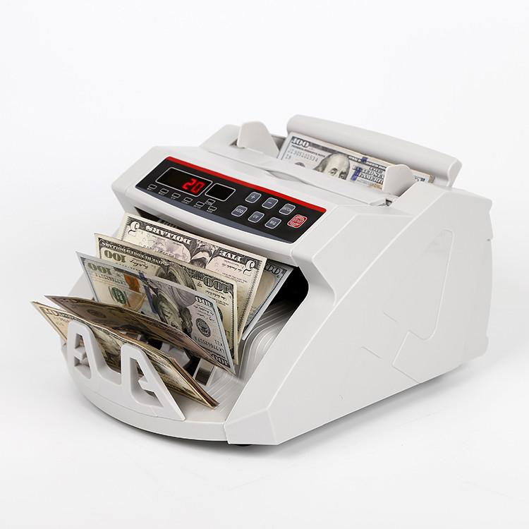 Мультивалютная счетная машинка для банкнот Bill Connting 2108 c детектором валют