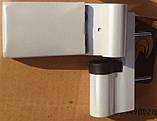 Петля дверная Dr. Hahn KT-N 6R 15-20мм 140кг под покраску, фото 2