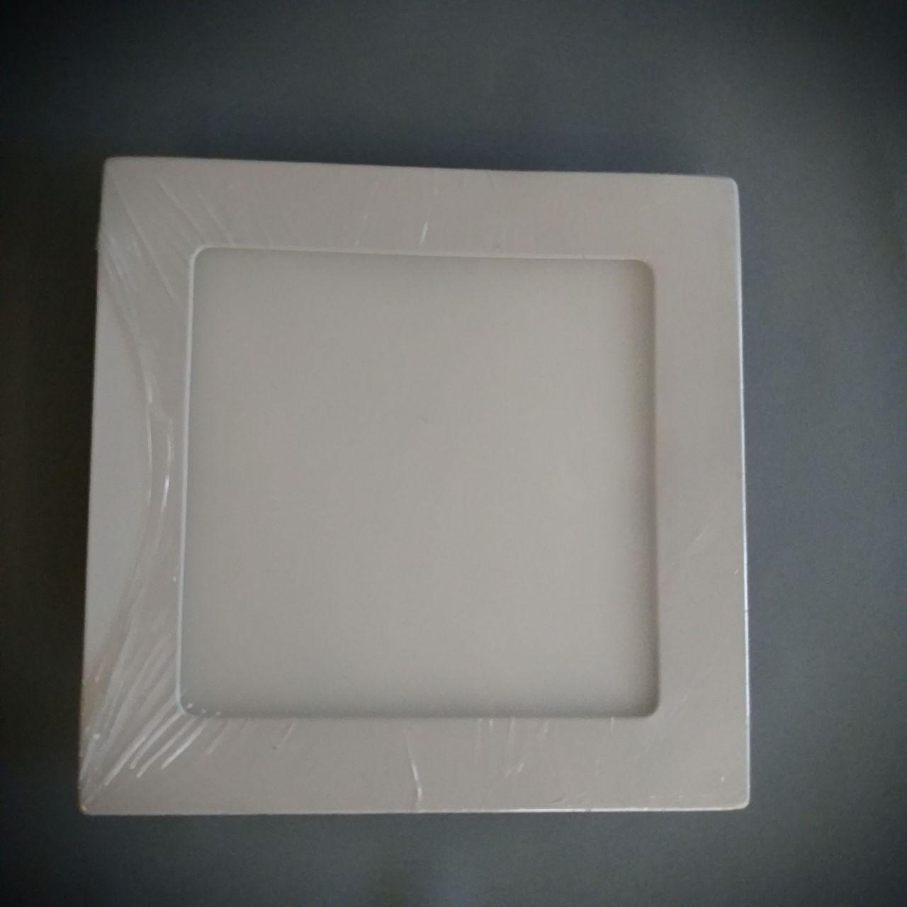 Светодиодная панель 12 вт квадрат врезной 4000К SL PANEL 12W-SQ 4000K 70Lm