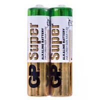 Батарейка GP SUPER ALKALINE 1.5V 24A-S2 щелочная, LR03, AAA (4891199006494)