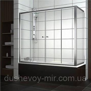 Radaway Vesta S 70x150 хром/прозрачное (204070-01)