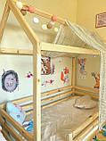 Детские наклейки на стену Зверята лесные, фото 5