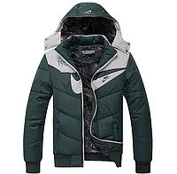 Мужская зимняя  куртка  Nike     МК 080-И