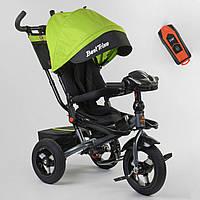 Детский трехколесный велосипед Best Trike 6088 F - 08-226 Зеленый