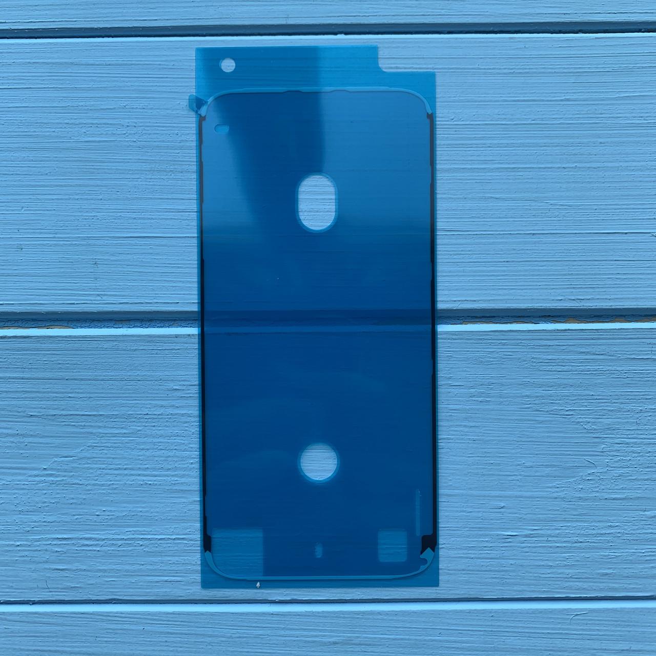 Стикер-проклейка (двухсторонний скотч) дисплея Apple iPhone 8 White