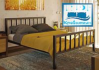 Металлическая кровать Turin-2 (Турин-2) 90х190см Метакам