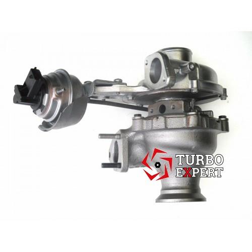Турбина Lancia Musa 1.6 16V Multijet 120 HP, 784521-5001S, 803956-5003S, Multijet, 55220701, 2008+