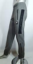 Мужские спортивные штаны Nike Air Max из трикотажа двухнитка реплика