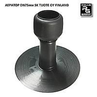 Alipai 75 дефлектор SK Tuote, кровельный аератор флюгарка для плоской кровли DN75мм h300мм (Финляндия)