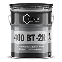 Полиуретановая битумная гидроизоляция Clever Base 400 BT