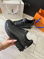 Сникеры Dolce Gabbana Super King Black, фото 2