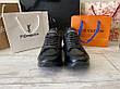 Сникеры Dolce Gabbana Super King Black, фото 6