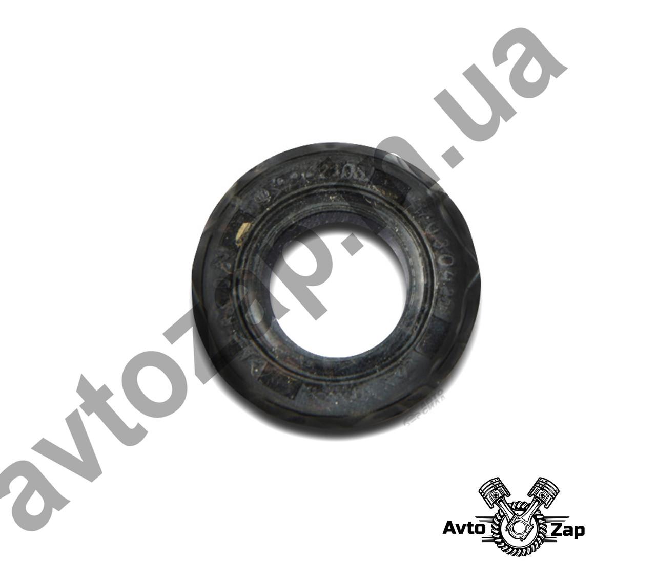 Сальник штока выбора передач КПП ВАЗ 2110-12, 16x30x7 мм, обрезиненный.  04241