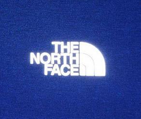 Худи электрик с светоотражающим логотипом The North Face, фото 2