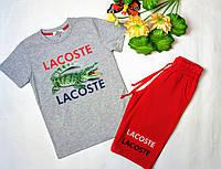 """Костюм літній на хлопчика """"Lacoste"""""""