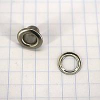 Люверс 5 мм никель a3811 t5040 (1000 шт.)