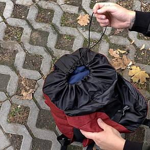 Рюкзак  Мужской синий, Рюкзак для ноутбука, фото 2