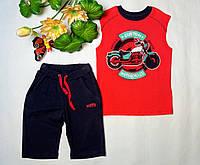Летний костюм для мальчика ТМ Бемби  КС595, фото 1