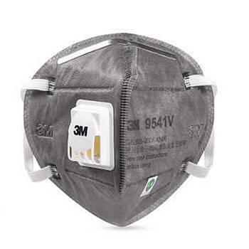 Защитная маска медицинская 3М распиратор 9541 Корея оригинал