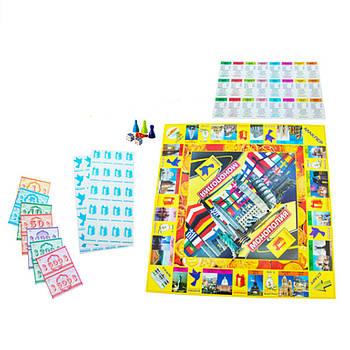 Настольная игра Монополия Strateg (693)