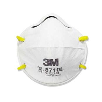 Защитная маска медицинская 3М распиратор 8710 Корея оригинал