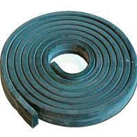 Бентонитовый шнур для гидроизоляции и герметизации технологических швов