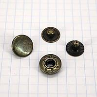 Кнопка альфа 12,5 мм антик Китай a4210 (360 шт.)