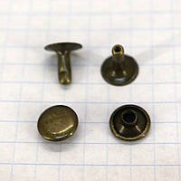 Хольнитен односторонний 9*9*9 мм антик a3761 t5115 (1000 шт.)