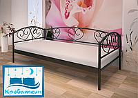 Металлическая кровать Darina Lux (Дарина Люкс) 80х190см Метакам