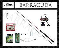Набор №21 карбоновый спиннинг для ловли щуки окуня судака! Подарок рыбаку!
