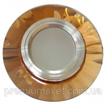 Світильник точковий 705039 коричневий