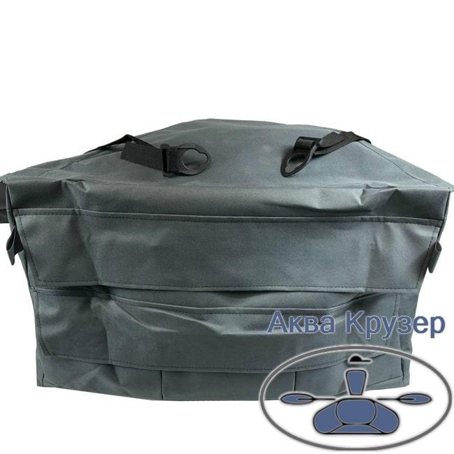 Сумка-рундук носовая с креплением для надувной лодки ПВХ до 3,6 м