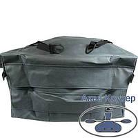 Сумка-рундук носовая с креплением для надувной лодки ПВХ до 3,6 м, фото 1