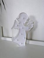 Ночник детский. Led светильник Ангел