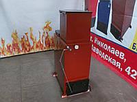 Котел Холмова 17 кВт большая камера загрузки