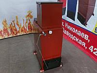 Котел Холмова 20 кВт большая камера загрузки