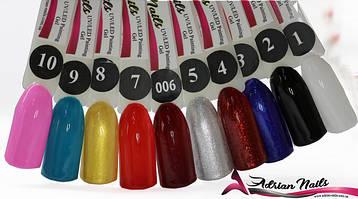 Гель краска ТМ Adrian Nails