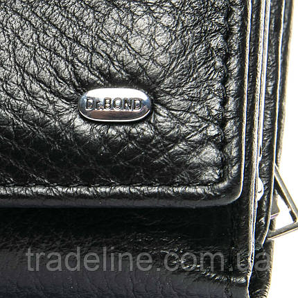 Кошелек Classic кожа DR. BOND WS-10 black, фото 2