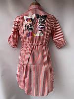 Рубашка-туника оптом 6-7-8-9 лет, фото 1