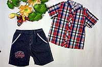Комплект тенниска с шортами размери от 92 до 116, фото 1