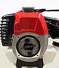 Бензокоса Assistant BK 52-5900 + мотобур + 200мм шнек (2 в 1). Бензокоса Асистент, фото 5