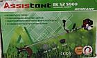 Бензокоса Assistant BK 52-5900 + мотобур + 200мм шнек (2 в 1). Бензокоса Асистент, фото 6