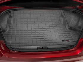 Килими гумові WeatherTech Subaru Legacy 2015-2019 в багажник чорний