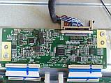 Плати від LЕD ТЕЛЕВІЗОР Bravis LED-43G5000+T2 Black по блоках (матриця розбита)., фото 10