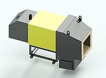 Пеллетная горелка Prom-Energy 1500кВт для отопления и зерносушильных установок
