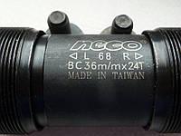 Каретка картридж Neco ИТАЛЬЯНСКИЙ 36x24T стандарт вал 118mm