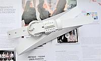 Женский ремень Calvin Klein 23 белый