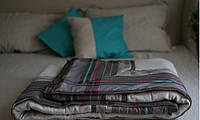 Одеяло-покрывало стеганое Бирюза Devohome (200х220 см)